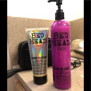 Brand new bed head shampoo and Conditioner